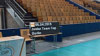 2019 Junior Team Cup in Berlin (05./06.04.)